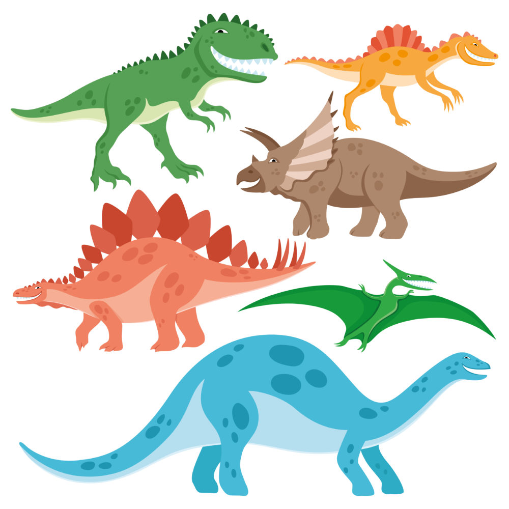 Dinosaurs – French