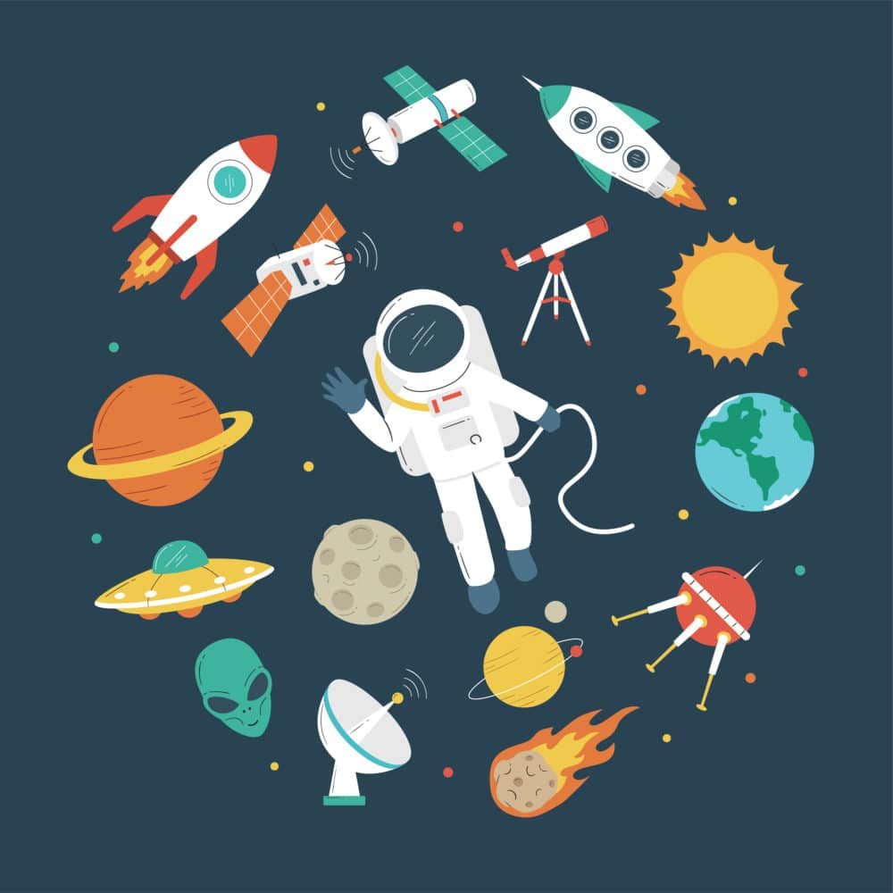 Space – French